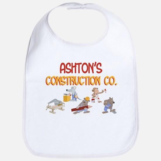 Ashton's Construction Co. Bib