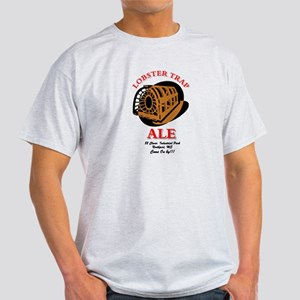 Lobster Trap Ale Ash Grey T-Shirt