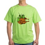 Salmonella Party Green T-Shirt