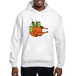Salmonella Party Hooded Sweatshirt