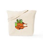 Salmonella Party Tote Bag