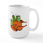 Salmonella Party Large Mug