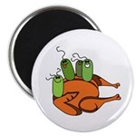 Salmonella Party Magnet