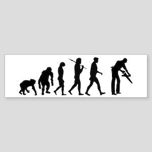 Carpenter Evolution Sticker (Bumper)