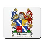 Markov Family Crest Mousepad