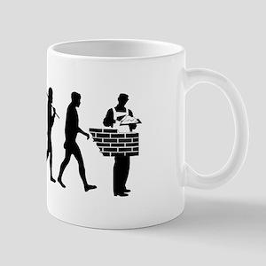 Bricklayer Brick Mason Mug