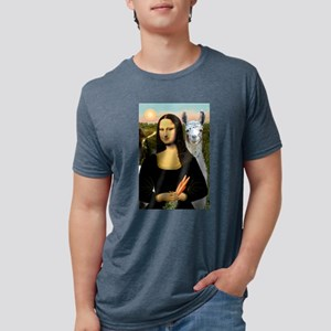 Mona Lisa's Llama T-Shirt
