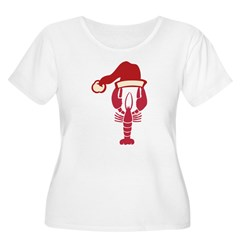 Holiday Lobster T-Shirt