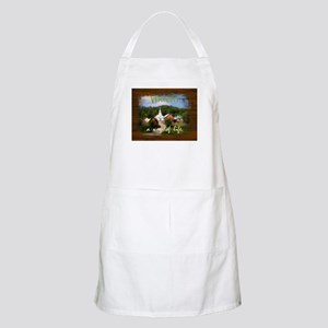Vermont A Way of Life BBQ Apron