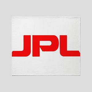 Jet Propulsion Lab Throw Blanket