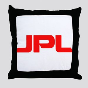 Jet Propulsion Lab Throw Pillow