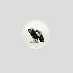 California Condor Mini Button