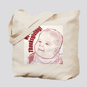 1st Thanksgiving Tote Bag