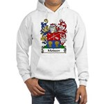 Moiseev Family Crest Hooded Sweatshirt