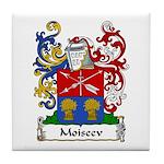 Moiseev Family Crest Tile Coaster