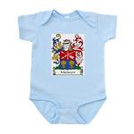 Moiseev Family Crest Infant Creeper