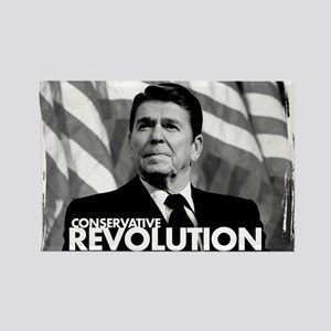 conservative revolution Rectangle Magnet