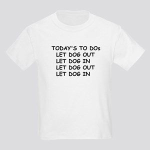 TODAY'S TO DOs Kids Light T-Shirt