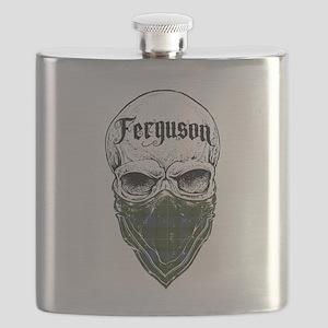 Ferguson Tartan Bandit Flask
