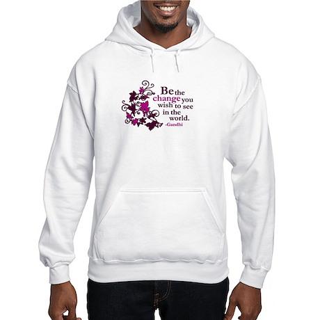 Gandhi Hooded Sweatshirt