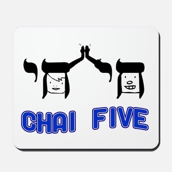 Chai Five Mousepad