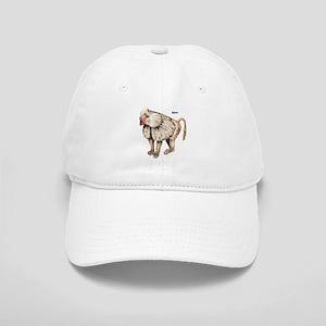 Baboon Monkey Ape Cap