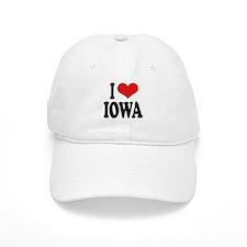 I Love Iowa Cap