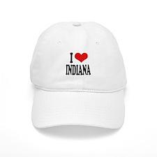 I Love Indiana Cap