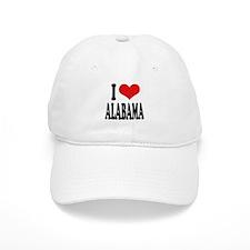 I Love Alabama Cap