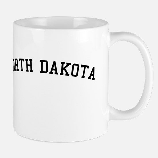 North Dakota Mug