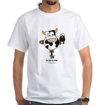 Scarecow White T-Shirt