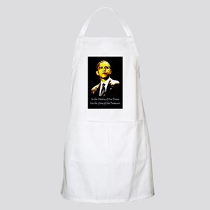 Obama Victory of a Dream BBQ Apron