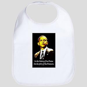 Obama Victory of a Dream Bib