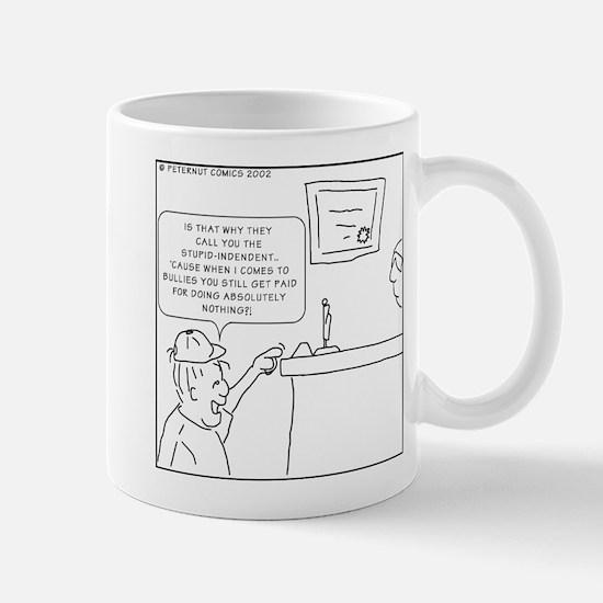 Unique Superintendent Mug