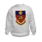 USS HANK Kids Sweatshirt