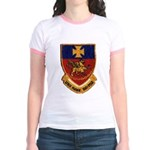 USS HANK Jr. Ringer T-Shirt