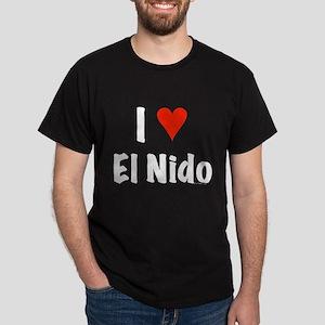 I love El Nido Dark T-Shirt