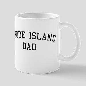 Rhode Island Dad Mug