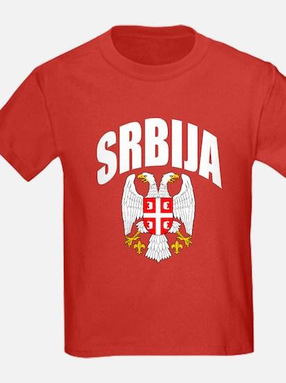 Serb Eagle Latin T