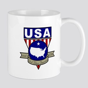 USA! Mug