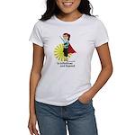 Grammar Girl To Infinitives Women's T-Shirt