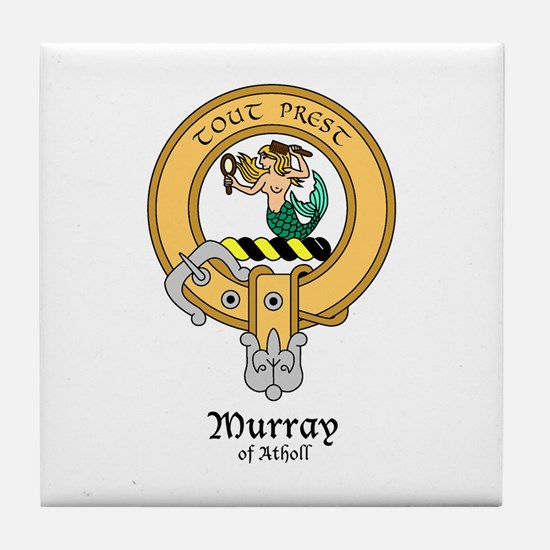 Murray of Atholl Tile Coaster