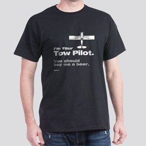 Tow Pilot - Beer: Dark T-Shirt