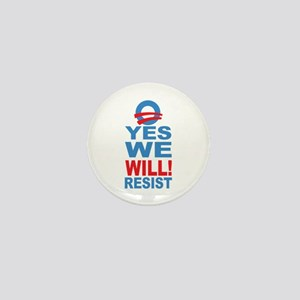 Anti Obama Mini Button