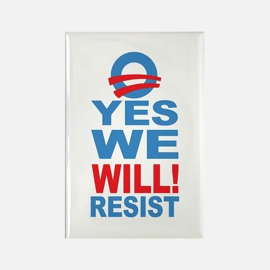 Anti Obama Rectangle Magnet (100 pack)