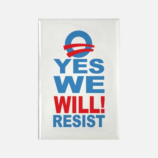Anti Obama Rectangle Magnet (10 pack)