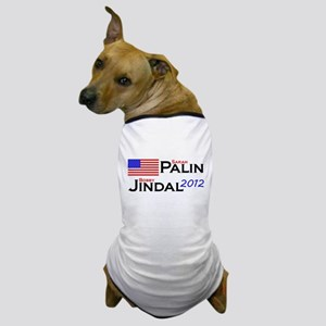 Palin - Jindal #1 Dog T-Shirt
