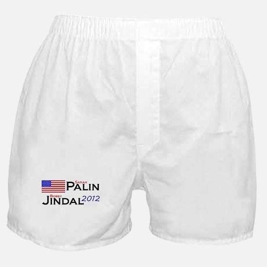 Palin - Jindal #1 Boxer Shorts