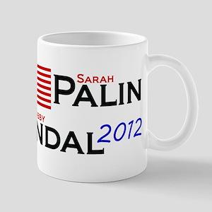 Palin - Jindal #1 Mug
