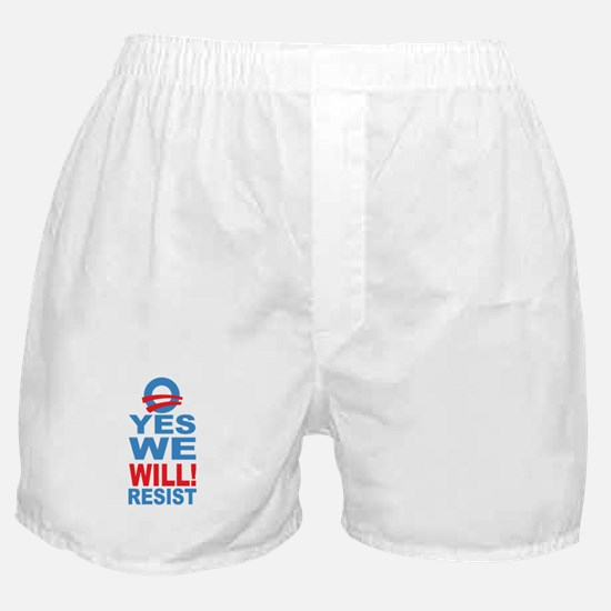 Anti Obama Boxer Shorts